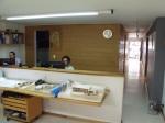 Interns + Hallway