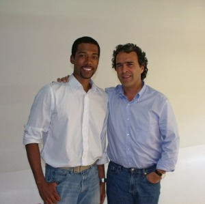 Sergio Fajardo and Me