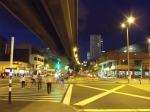 Metro crossing