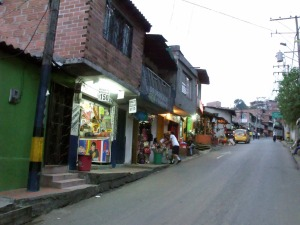 Santa Domingo