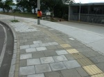 Sidewalk improvements along Carrera 43 B