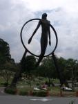 """""""Resurracion"""" Statue"""